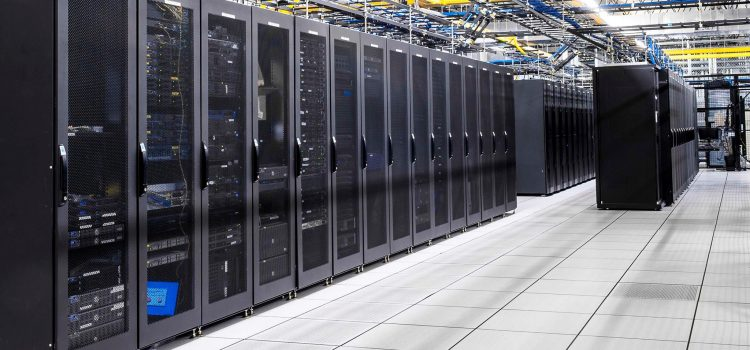 New Digital Infrastructure Ready